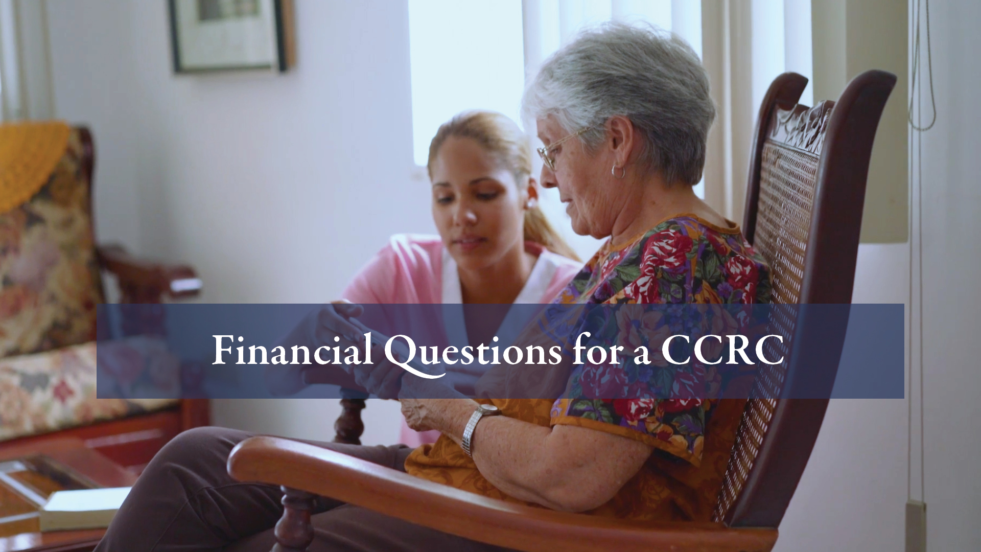CCRC Questions